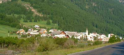 Village Ristolas